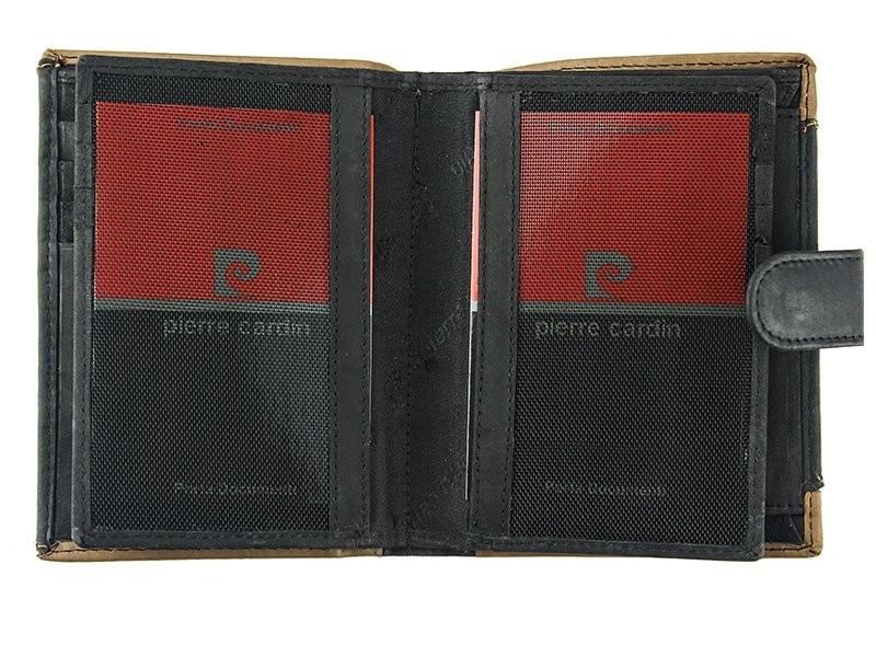 Dámská kabelka Doca 11465 - černá