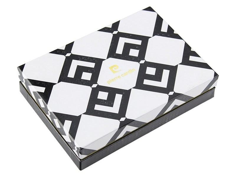Luxusní kožená dámská kabelka Hexagona 111851A - černá