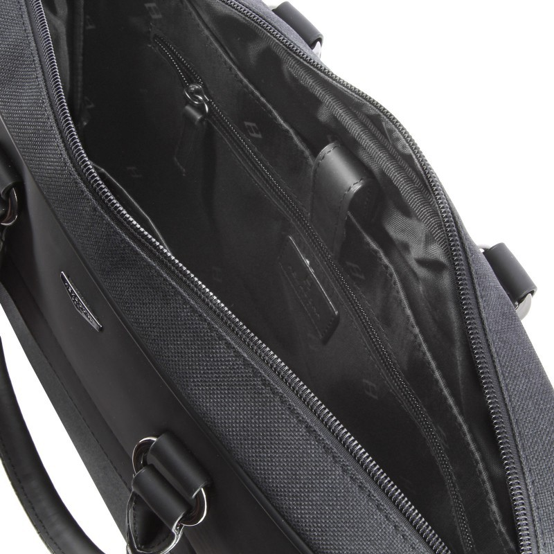 Pánská taška přes rameno Bellugio Apolo - černá