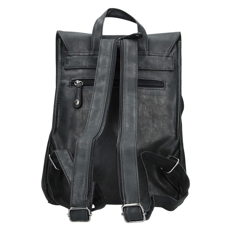 Dámská kabelka David Jones Elma - černá