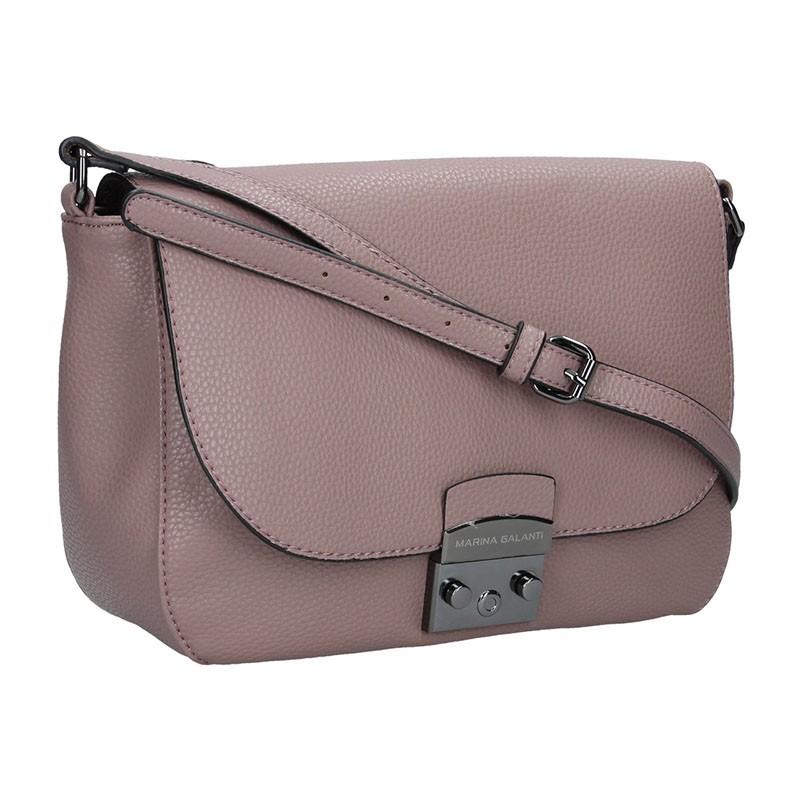 Pánská kožená taška přes rameno Lagen Robert - hnědá