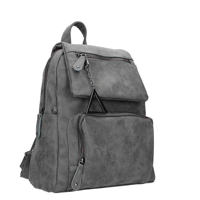 Luxusní pánská kožená taška Gérard Henon Paull - hnědá