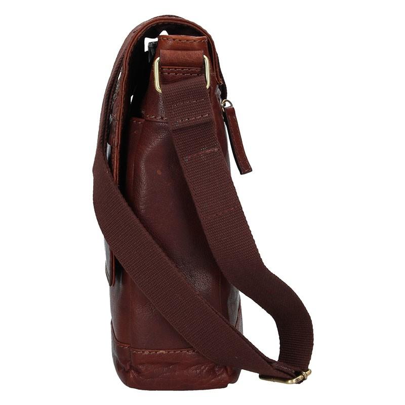 Dámská kabelka Doca 12339 - černá