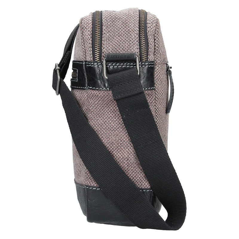 Dámský batůžek Doca 12014 - růžová