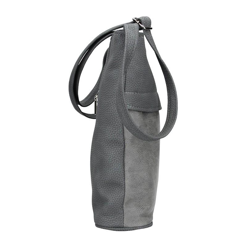 Dámský batůžek Doca 13107 - černá