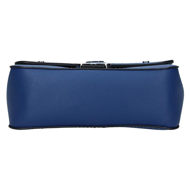 Pánská kožená peněženka Calvin Klein Alby - černá