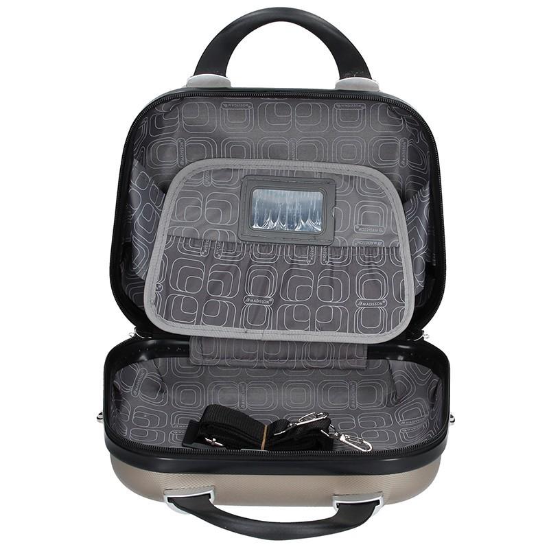 Dámská kabelka Hexagona 235061 - černá