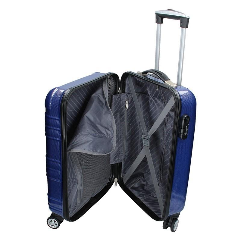 Dámská kabelka Hexagona 235061 - hnědá