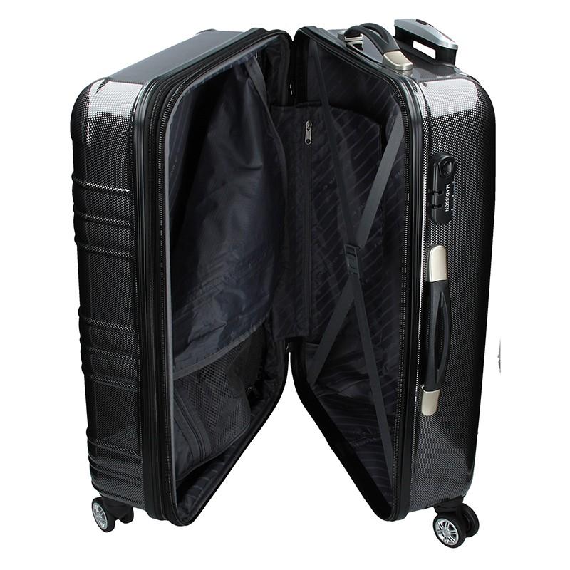 Dámská kabelka Hexagona 815178 - černá