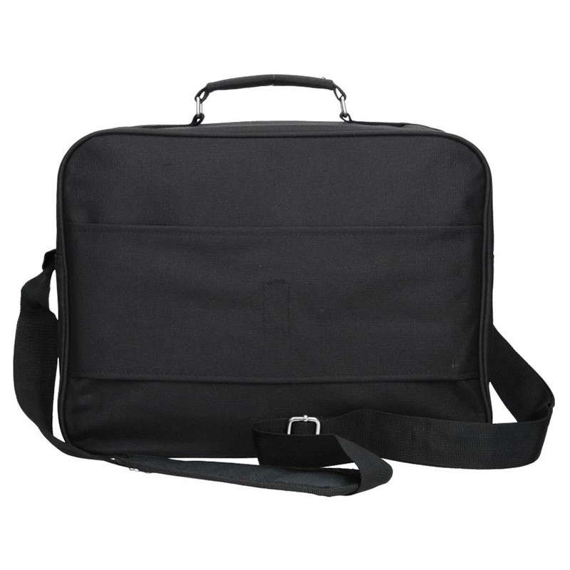 Pánská kožená taška přes rameno SendiDesign IG703 - hnědá