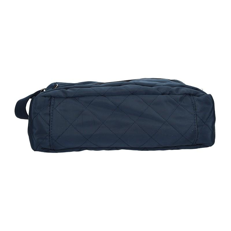 Dámská kabelka Doca 10017 - černá