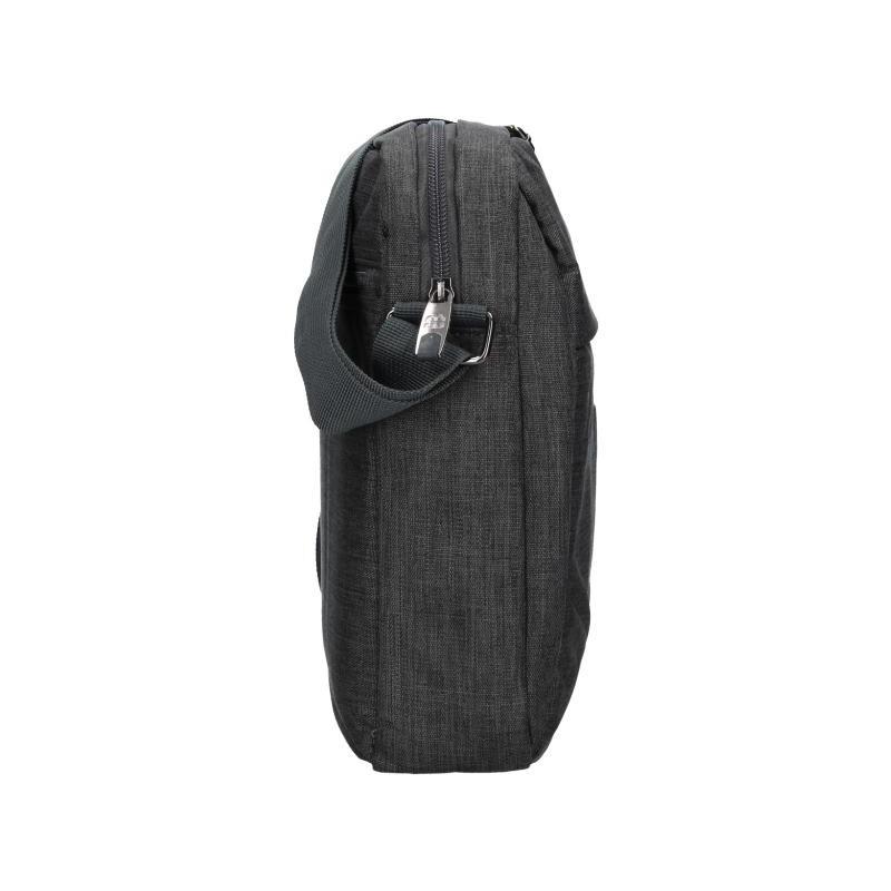 Dámská kabelka Doca 9872 - černá