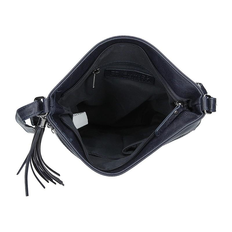 Dámská kabelka Doca 9854 - bílá