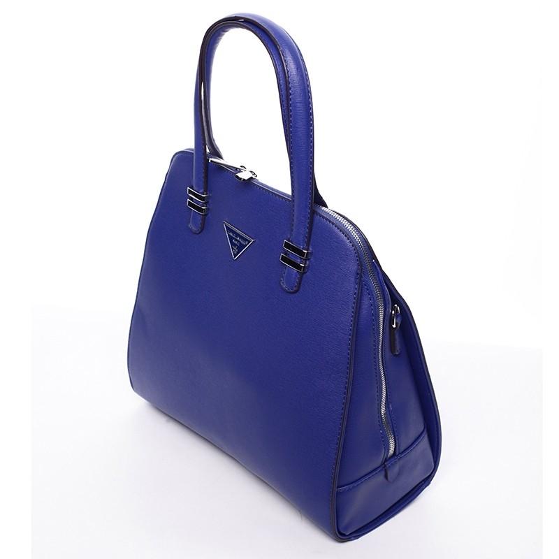 Dámská kabelka Doca 10492 - modrá