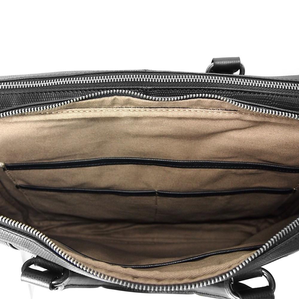 Dámská kabelka Doca 10336 - černá