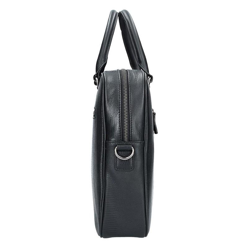 Dámská kabelka Doca 10292 - černá