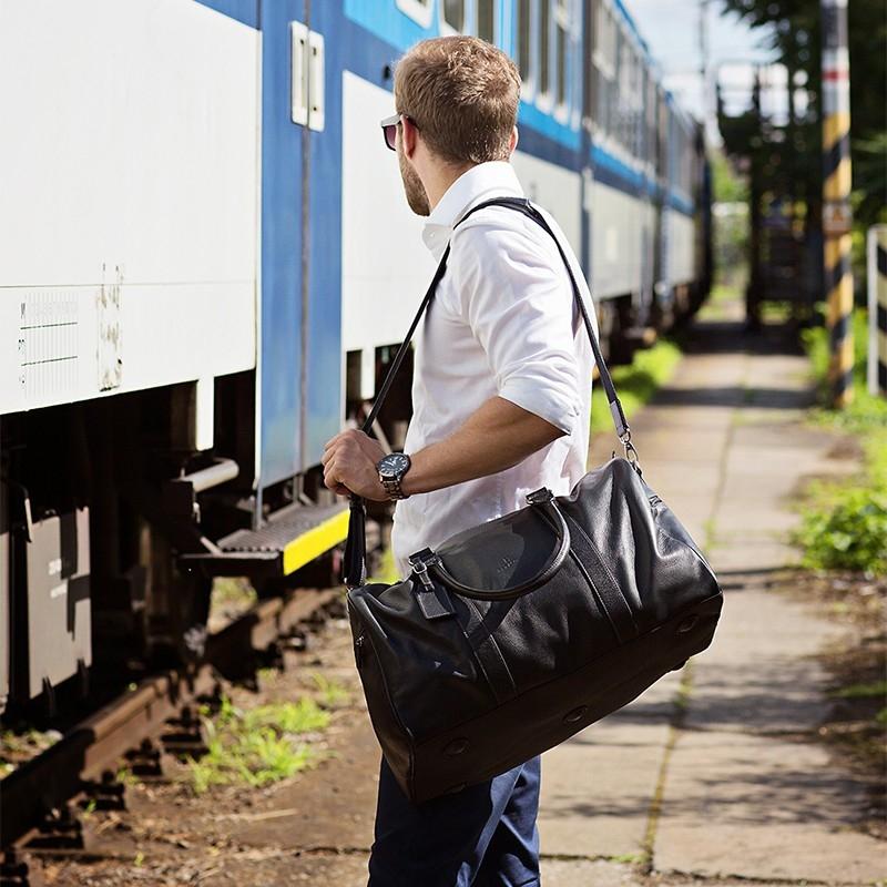 Dámská kabelka Monnari 0940a - bílo černá