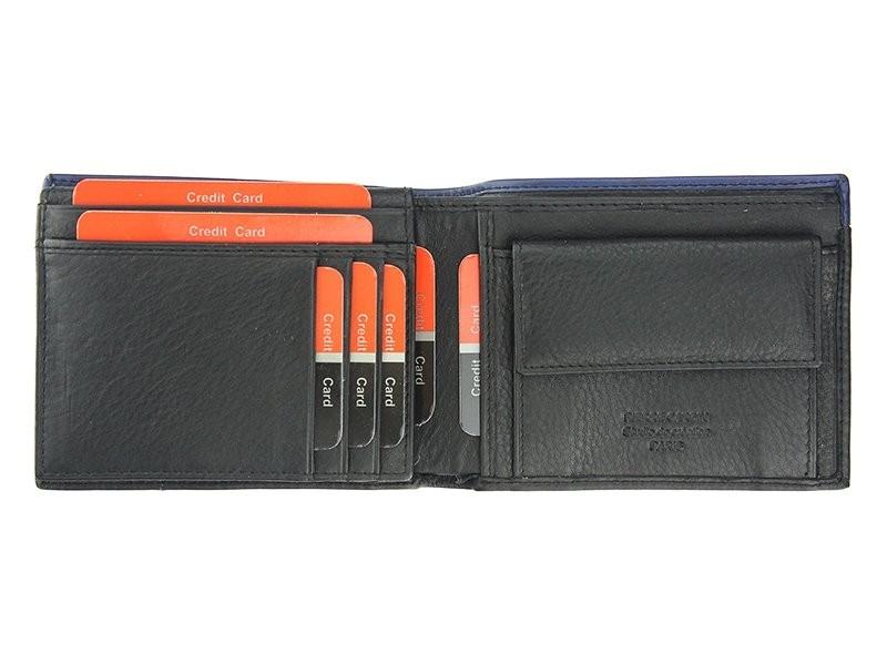 Dámská kabelka Doca 10699 - černá