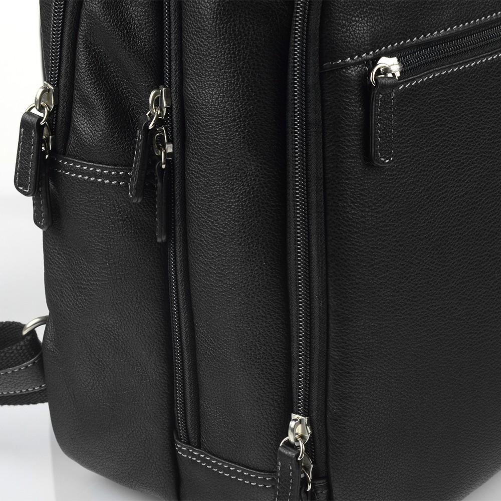 Pánská taška přes rameno Diviley Ben - černá
