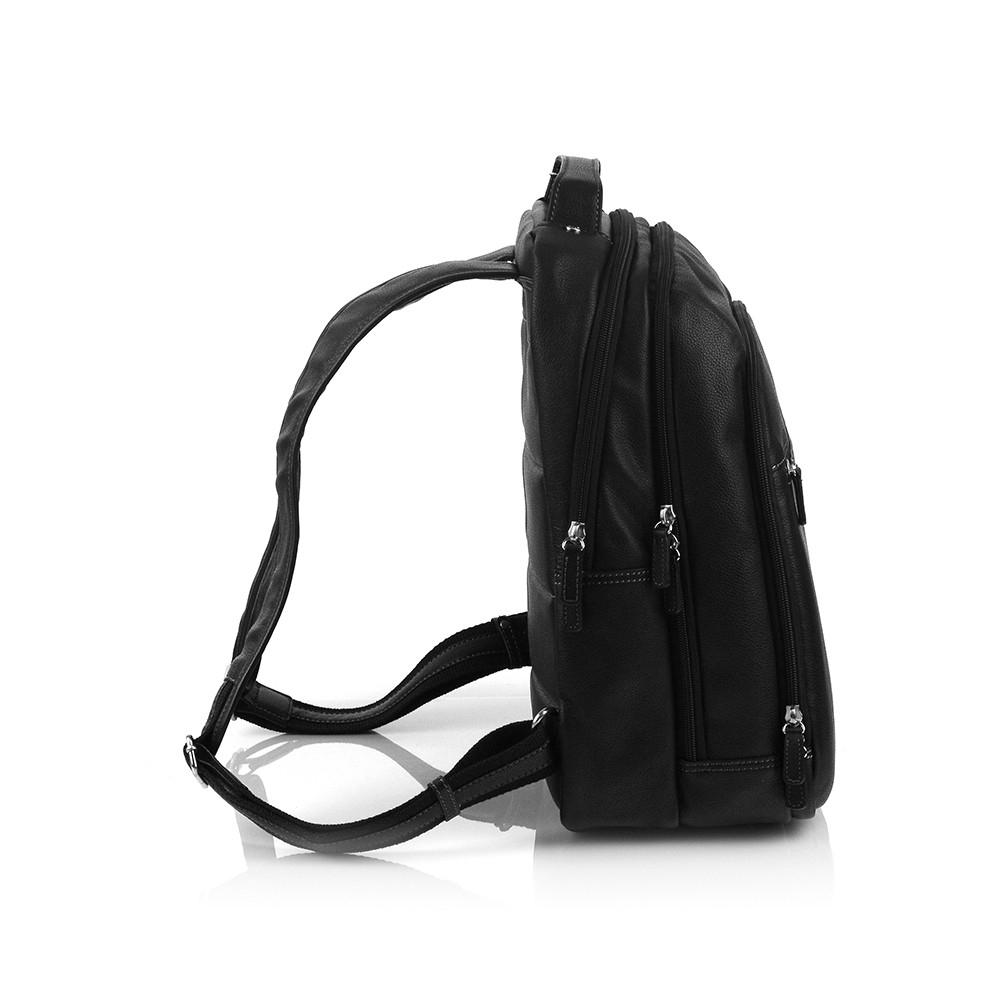 Pánská taška přes rameno Diviley William - černá