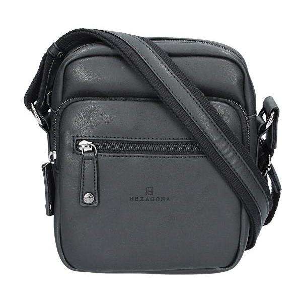 Pánská taška přes rameno Diviley Oliver - černá