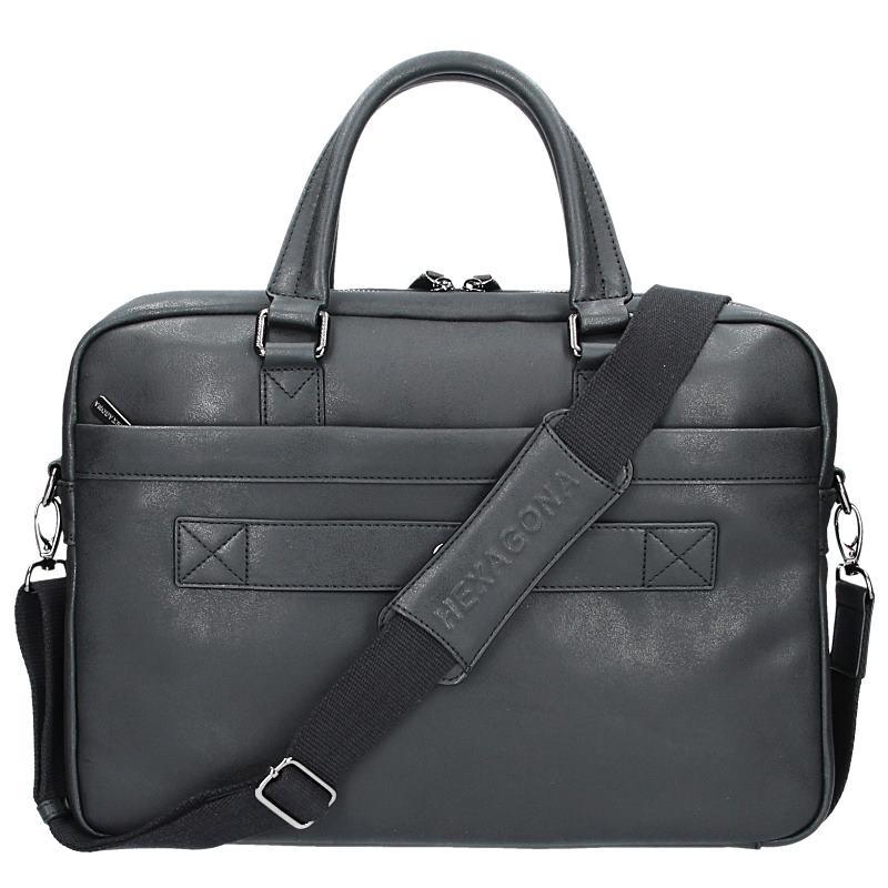 Pánská taška přes rameno Diviley Jeremy - černá
