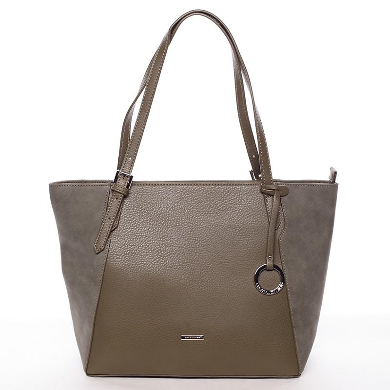 Pánská kožená taška přes rameno Hexagona 12947