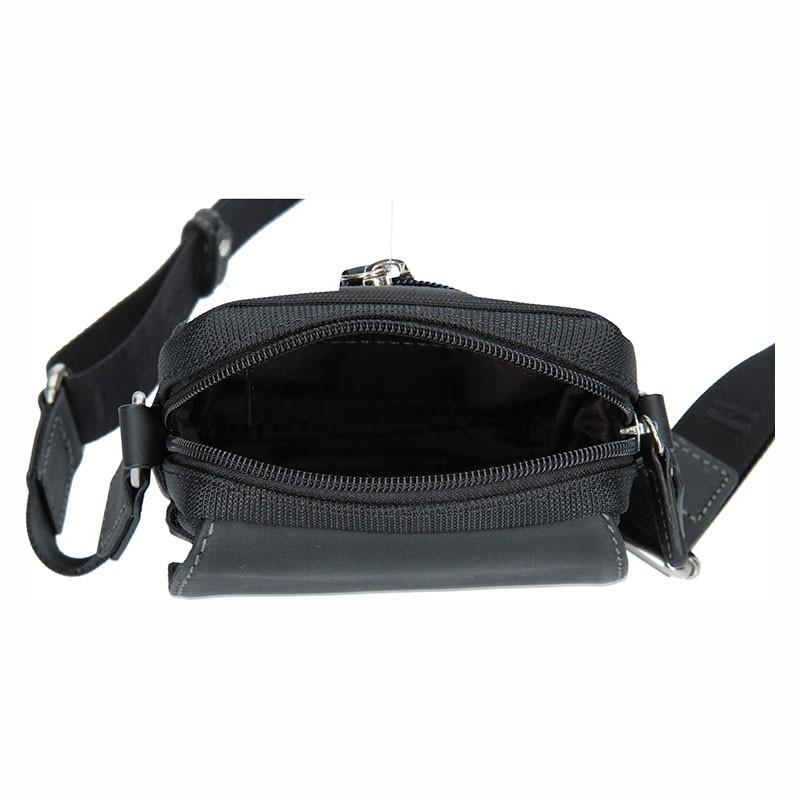 Dámská kabelka Doca 10718 - černá