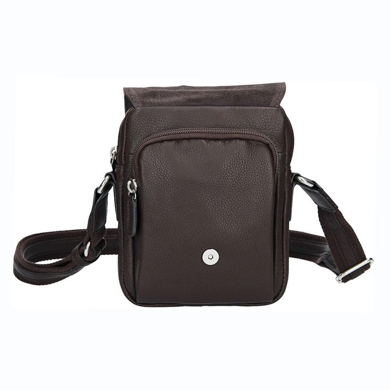 Dámská kabelka Doca 10742 - černá