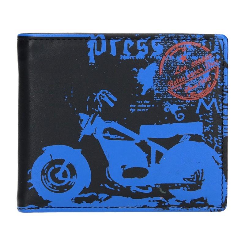 Pánská taška přes rameno Hexagona 754363 - černá