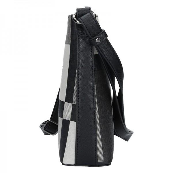 Dámská kabelka Hexagona 485165 - hnědá