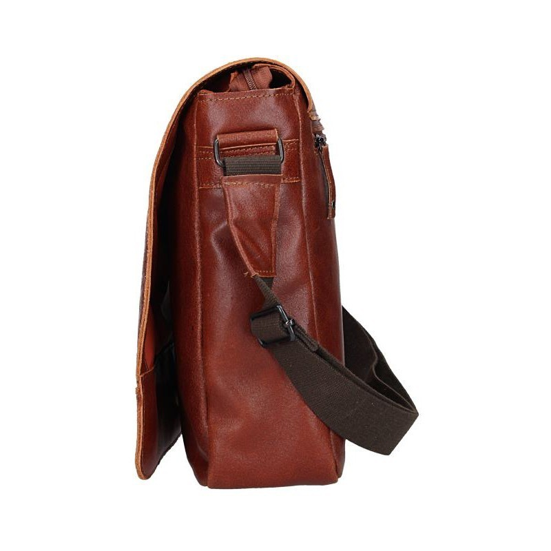Pánská taška Daag RUN 3 - koňak
