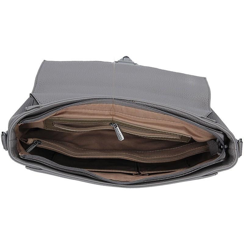 Dámská kabelka Hexagona 535216 - šedá