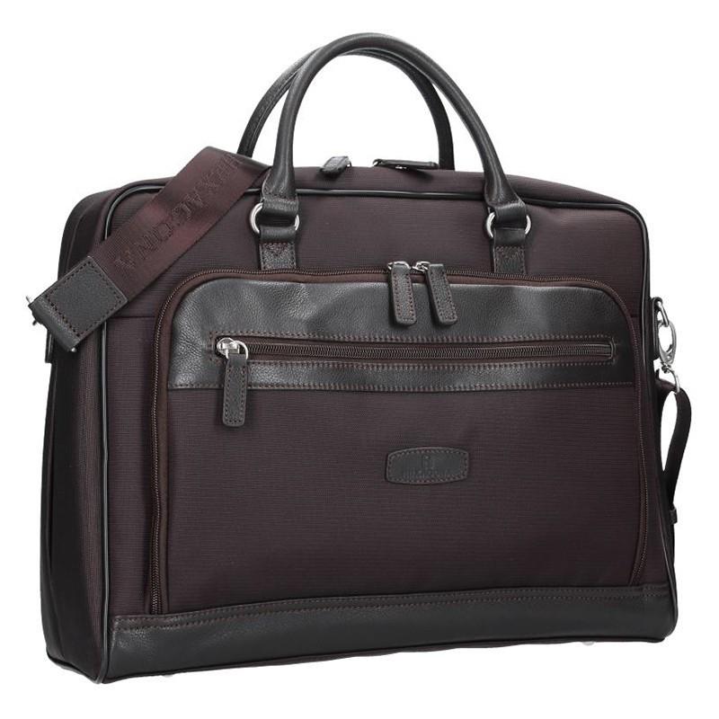 Pánská taška přes rameno Hexagona 293803 - hnědá