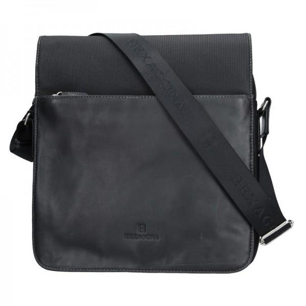 Pánská taška přes rameno Hexagona 292683