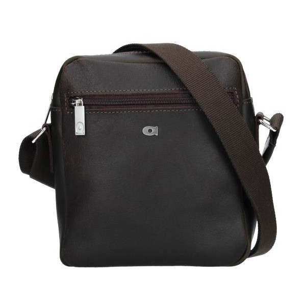 Pánská kožená taška Daag Smash 81 - hnědá