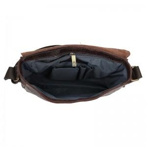 Pánská taška Daag JAZZY WANTED 92 - tmavě hnědá
