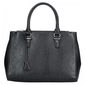 Dámská kabelka Hexagona 495344 - černá