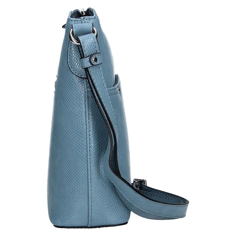 Dámská kabelka Hexagona 495345 - modrá