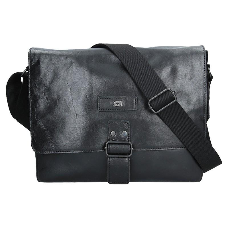 Pánská taška Daag JAZZY ORGANIC 2 - černá ef0de818599