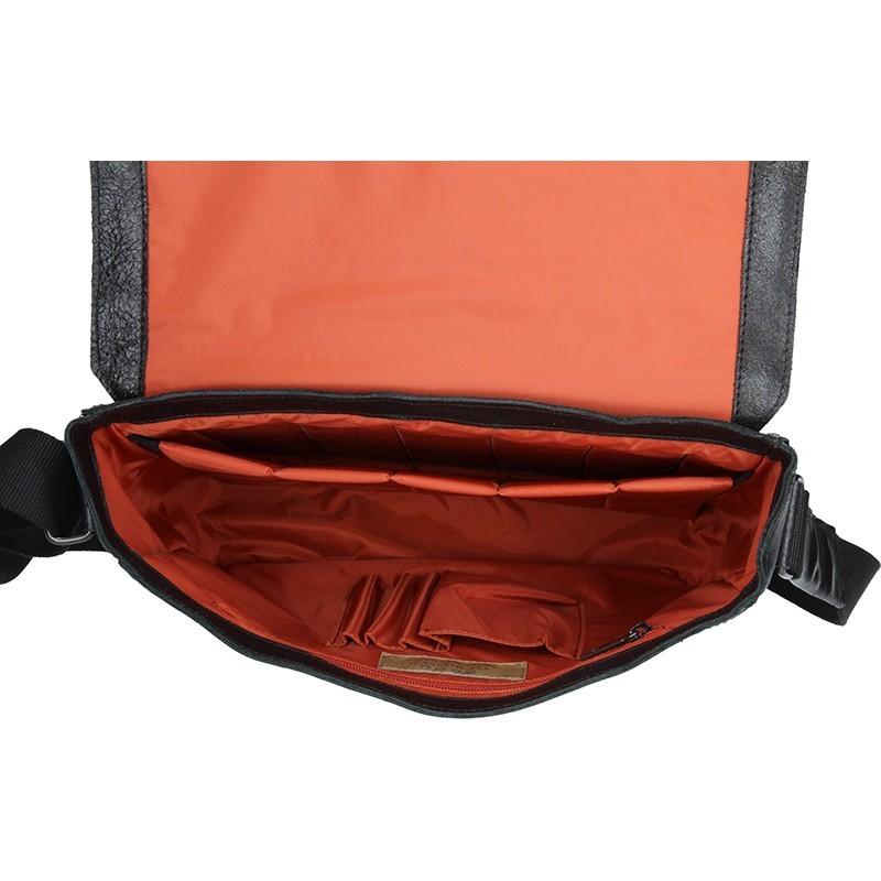 Pánská taška Daag JAZZY ORGANIC 2 - černá