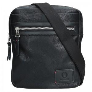 Pánská taška přes rameno Lerros Oliver - černá