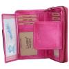 Dámská kožená peněženka Lagen Agáta - růžová