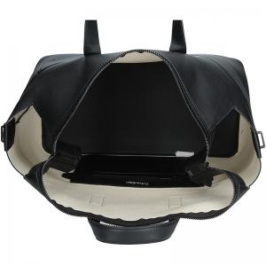 Pánská cestovní taška Calvin Klein Escobar - černá