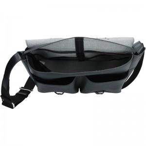 Pánská taška přes rameno Calvin Klein Quido - černá