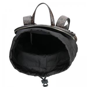 Dámský batoh Calvin Klein Beata - hnědá