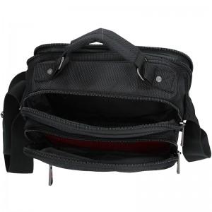 Pánská taška přes rameno Enrico Benetti London - černá