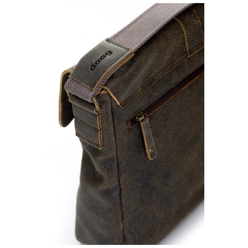 Pánská taška Daag JAZZY RISK 36 - TERREMOTO BIG - hnědá