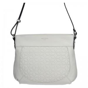 Dámská kabelka Hexagona 465355 - krémová