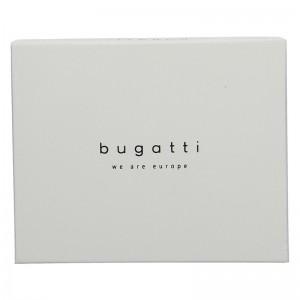 Pánská kožená peněženka Bugatti Moto - hnědá